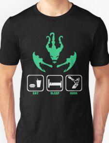 Eat Sleep Hook Thresh (League of Legends) T-Shirt