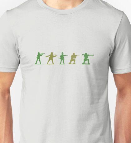 Army Men - Camo Edition Unisex T-Shirt