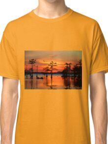 Sunset on the Bayou Classic T-Shirt