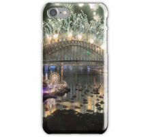 Sydney NYE Fireworks 2015 # 16 iPhone Case/Skin