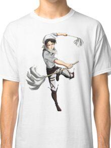 Cleaning Levi Ackerman Classic T-Shirt