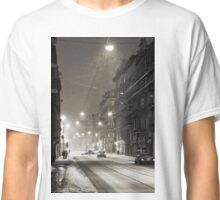 Winter time Classic T-Shirt