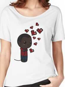 Love Is Cooperative P2 Women's Relaxed Fit T-Shirt