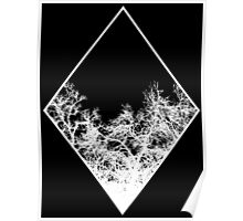 negative trees Poster