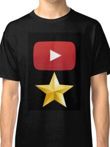 youtube star Classic T-Shirt
