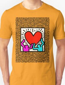 Keith BIG LOVE Unisex T-Shirt