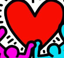 Keith BIG LOVE Sticker