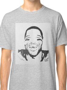 Michael Strahan Portrait Classic T-Shirt