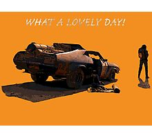 Lovely Day Photographic Print