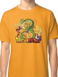 Dream Match Versus - Son Goku VS Vegeta Super Saiyan 3 Classic T-Shirt