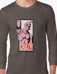 Crazy Buu - Dragon Ball Long Sleeve T-Shirt
