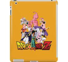 Dragon Ball Z All Star Majin Buu Evolution iPad Case/Skin
