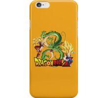 Dream Match Versus - Son Goku VS Vegeta Super Saiyan 3 iPhone Case/Skin
