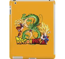 Dream Match Versus - Son Goku VS Vegeta Super Saiyan 3 iPad Case/Skin