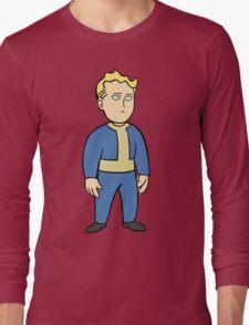 One Punch Man - Vault Boy Long Sleeve T-Shirt