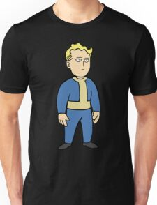One Punch Man - Vault Boy Unisex T-Shirt