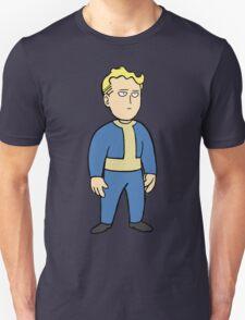 One Punch Man - Vault Boy T-Shirt