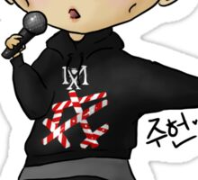 Chibi Jooheon - Monsta X Sticker