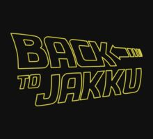 Back To Jakku  Kids Tee