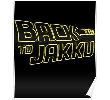 Back To Jakku  Poster