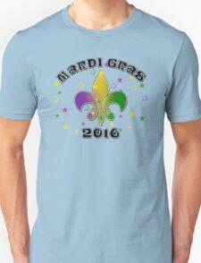 2016 Mardi Gras New Orleans NOLA 2016 T-Shirt