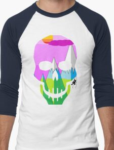 Skullimb Men's Baseball ¾ T-Shirt