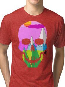 Skullimb Tri-blend T-Shirt
