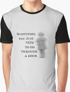 Miss Peregrine's Home for Peculiar Children - Quote Graphic T-Shirt