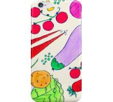 Vegetables!  iPhone Case/Skin