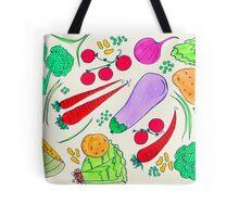 Vegetables!  Tote Bag