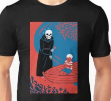 On the Shore of the River of Death Unisex T-Shirt