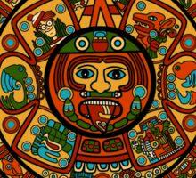 Where's Waldo? - Mayan Calendar Sticker