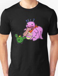Pokemon: Likitung and Cacnea Unisex T-Shirt