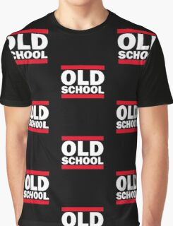 Old School Graphic T-Shirt
