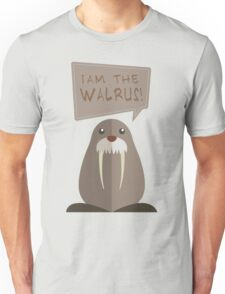 I Am The Walrus Unisex T-Shirt