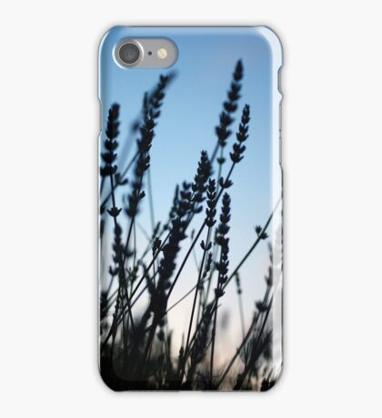 Twilight Blue iPhone Case/Skin
