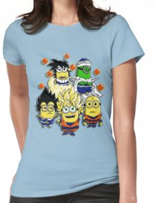 DespicaBall Z Womens Fitted T-Shirt
