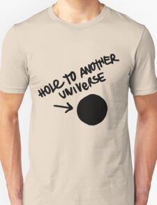 Life is Strange - Hole to another universe T-Shirt