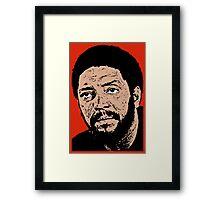 Maurice Bishop Framed Print