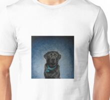 Bentley - Black Labrador Unisex T-Shirt