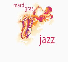 2016 Mardi Gras Jazz New Orleans NOLA 2016 Womens Fitted T-Shirt