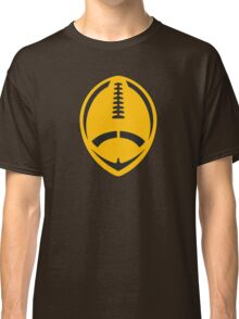 Gold Vector Football Classic T-Shirt