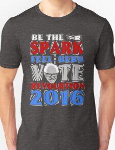 Vote Bernie Sanders 2016 Political Revolution  T-Shirt