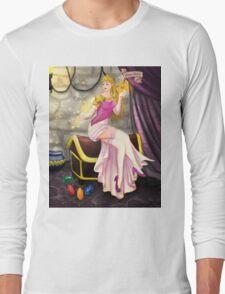 Princess Zelda Pinup Long Sleeve T-Shirt