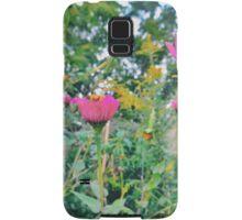 Fairy Flowers Samsung Galaxy Case/Skin