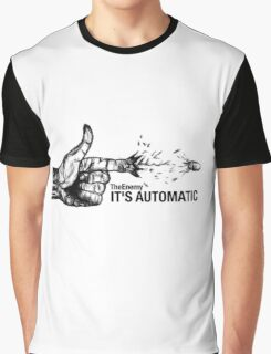 The Enemy- It's Automatic Graphic T-Shirt