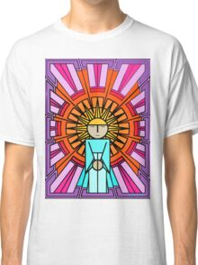 Angel in Glass Classic T-Shirt