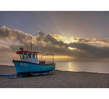 Aldeburgh sunrise 2 Photographic Print