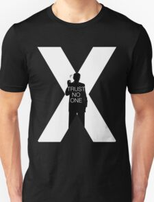 ♥♥♥ TRUST NO ONE X FILES ♥♥♥ Unisex T-Shirt