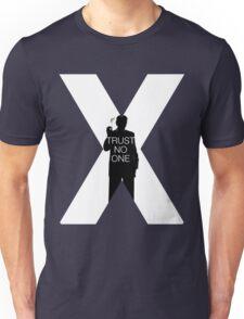♥♥♥ TRUST NO ONE X FILES ♥♥♥ Unisex T-Shirt
